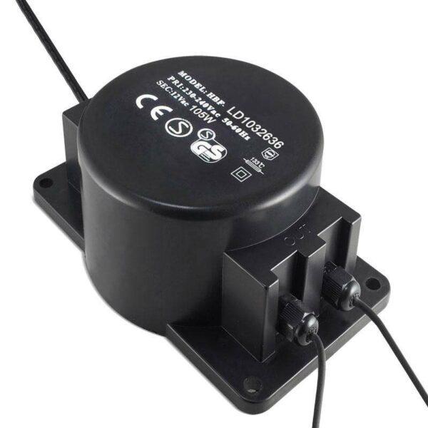 Adaptador de corriente de 220V AC a 12V AC