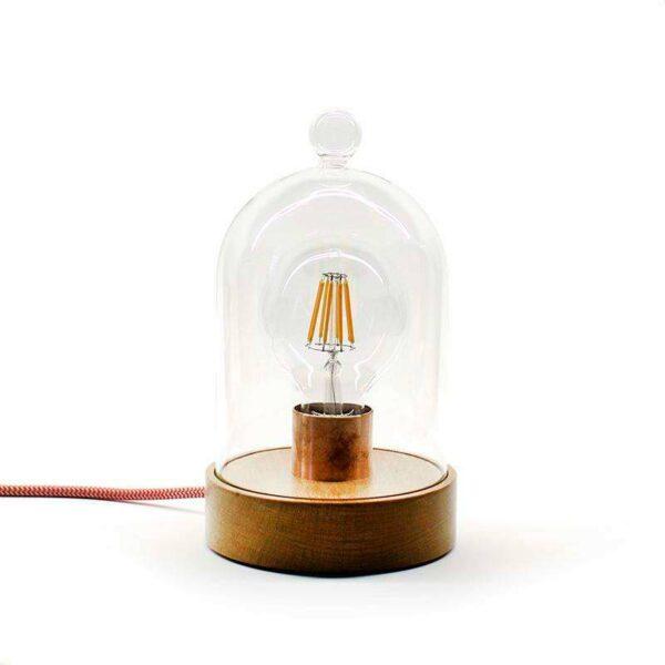 Fanal decorativo LED BELL JAR 210
