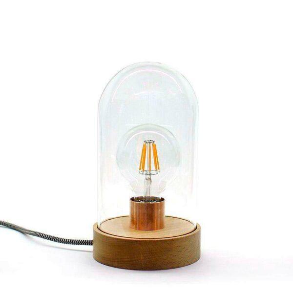 Fanal decorativo LED BELL JAR 220