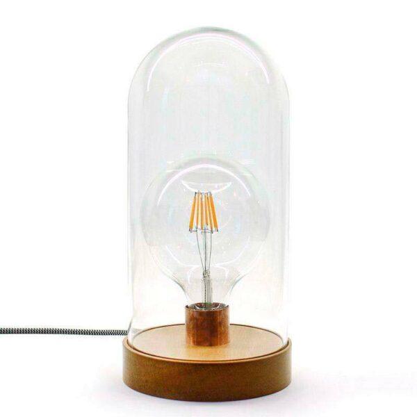 Fanal decorativo LED BELL JAR 330