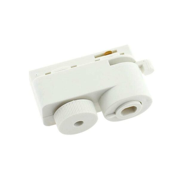 Conector foco a carril monofásico