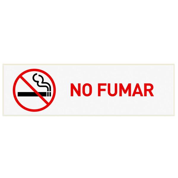 Señal de No Fumar. Señalética SL61 para BIGLUX