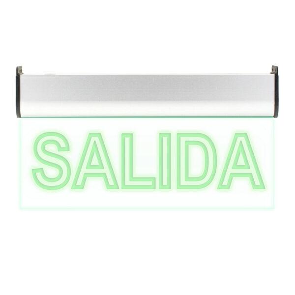 Luz LED de emergencia SIGNALED SL01 Permanente