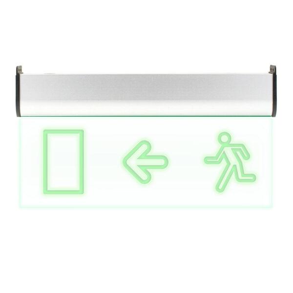 Luz LED de emergencia SIGNALED SL04 Permanente