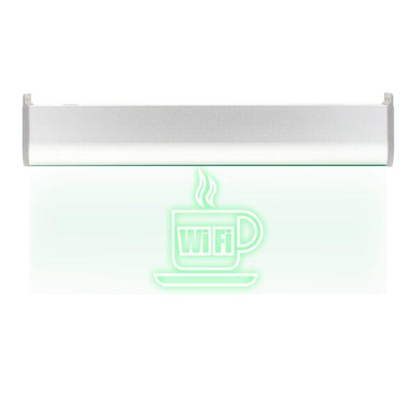 Luz LED de emergencia SIGNALED SL09 Permanente