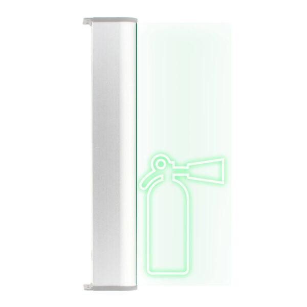 Luz LED de emergencia SIGNALED SL11 Permanente