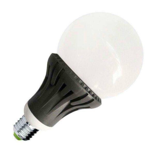 Bombilla LED E27 270º Aluminio 12W