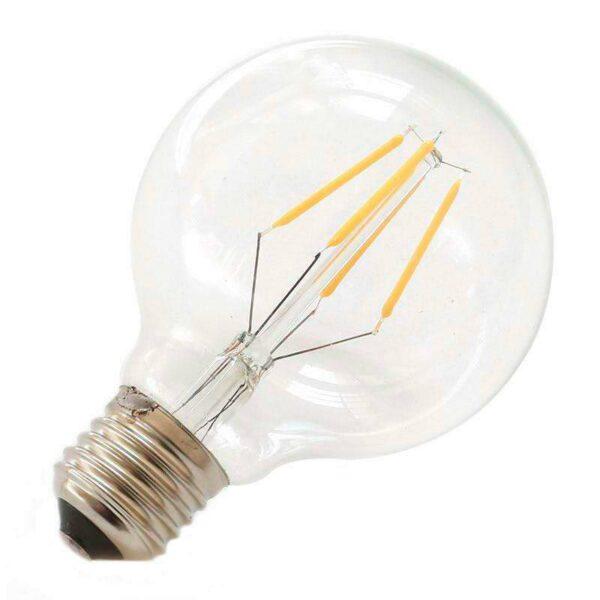 Bombilla Led E27 COB filamento 4W