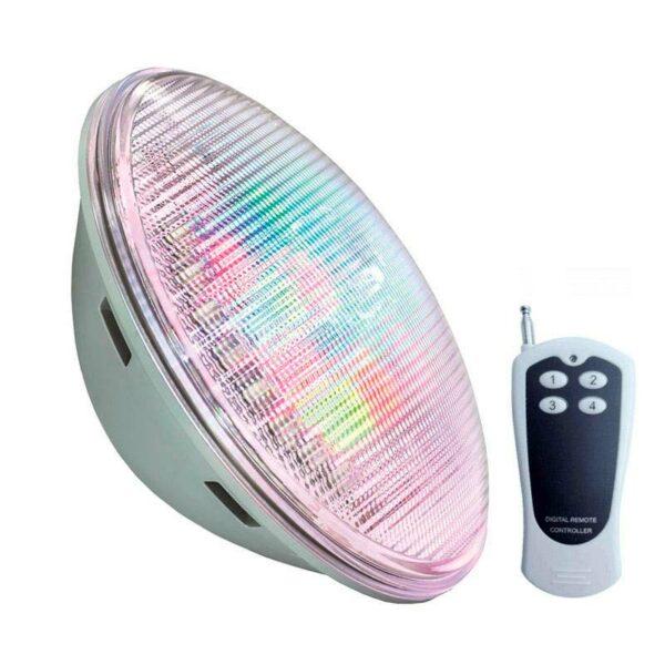 Lámpara LED PAR56 RGB para piscinas