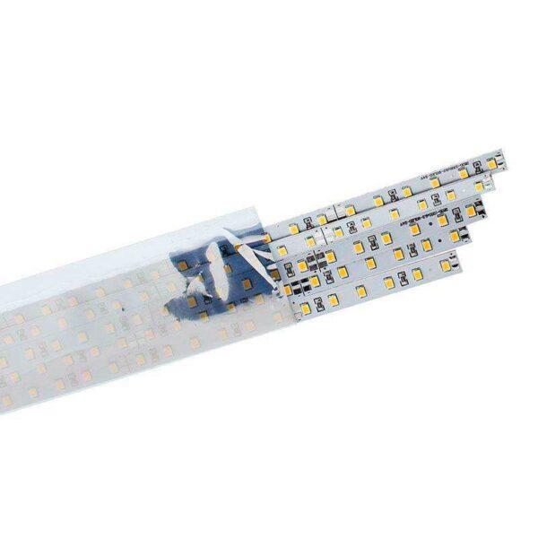 Set 5 tiras LED rígidas EPISTAR SMD2835