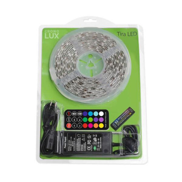 KIT tira LED flexible SMD5050