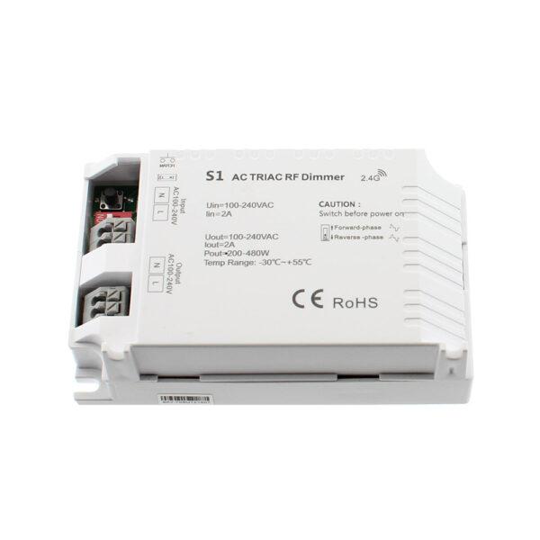 Regulador TRIAC Dimmer S1