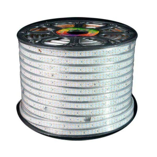 Tira LED 220V SMD3014 doble