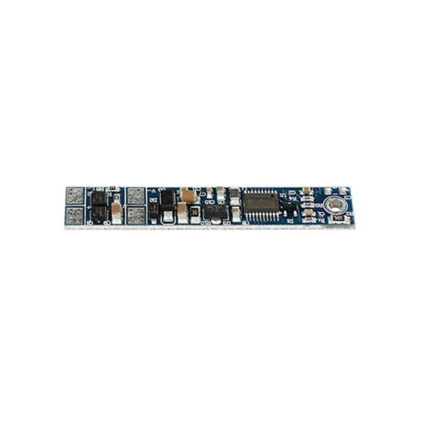 Dimmer Touch Perfil Aluminio 55x10mm