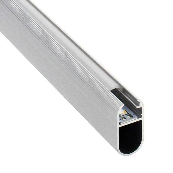 Perfil aluminio LOCKER
