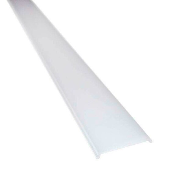 Cubierta blanco opal para perfil VART SUSPEND