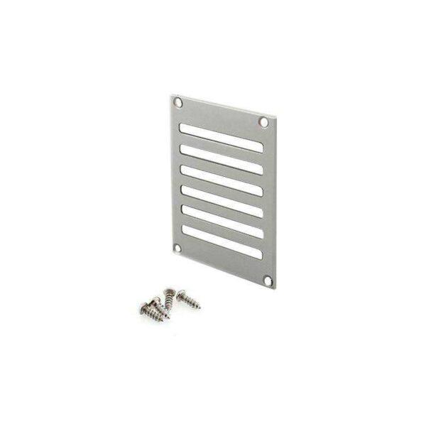 Tapas perfil aluminio DRIVER BOX
