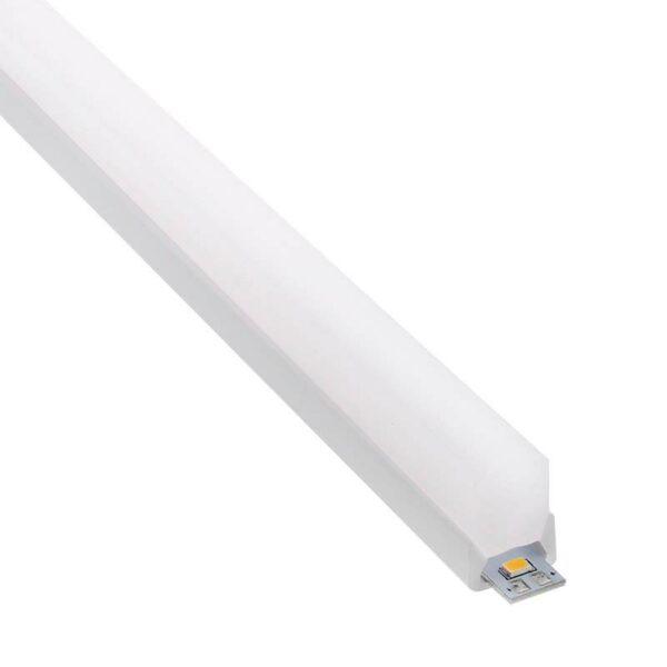 KIT - Perfil PC FOOT MINI para tiras LED