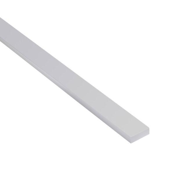 Pletina disipadora de calor para tiras LED
