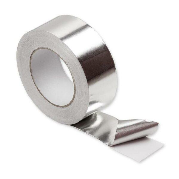 Cinta adhesiva de aluminio 50mm