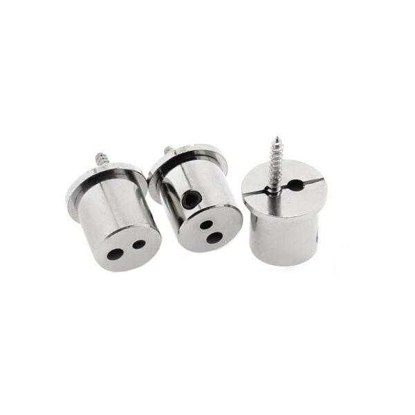 3x Conectores Cables de suspensión electrificados