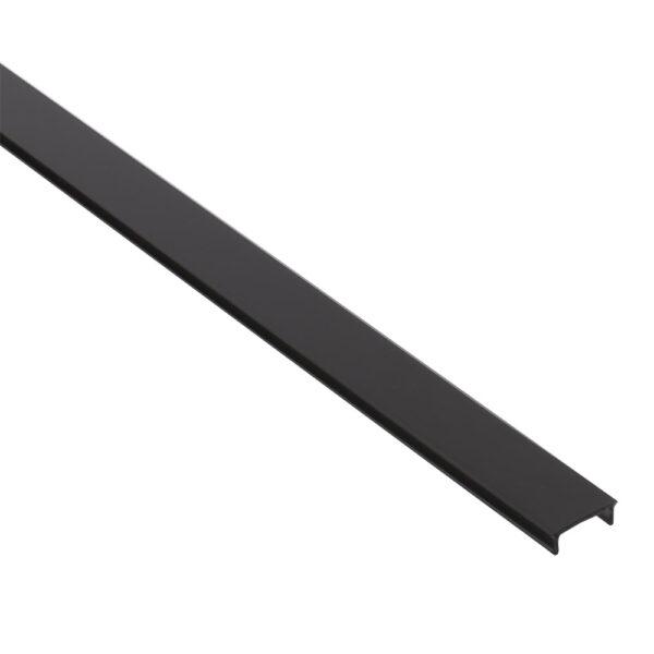 Cubierta negra para perfil PHANTER S1