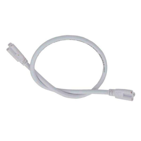 Cable con conector (x2) para tubos T5 / T8