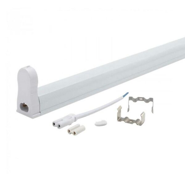 Soporte lineal para Tubo LED T8 de 60 cm