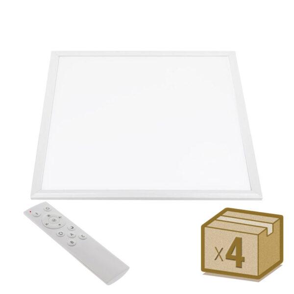 Pack 4 x Panel LED 45W