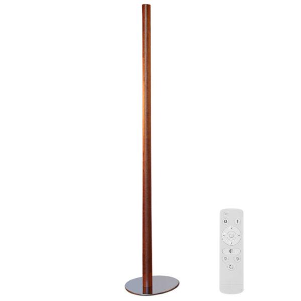 Lámpara de pie led RUNKO RGB