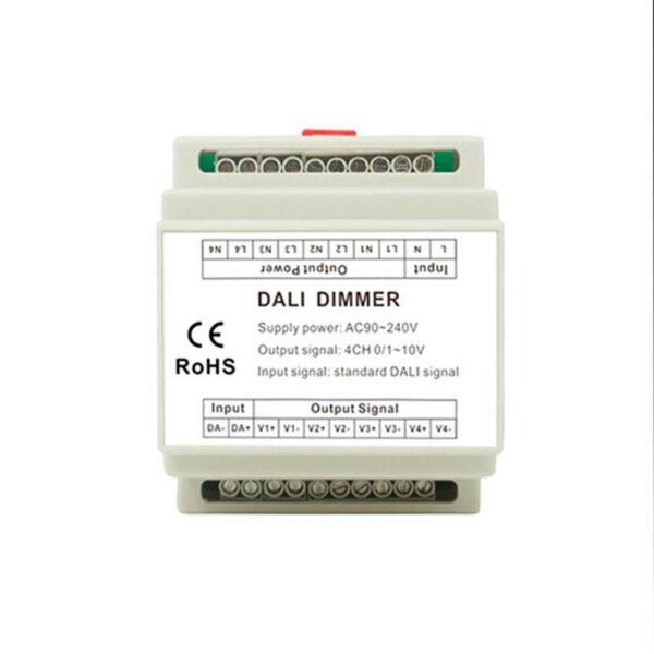 Converter DALI a 0-10V carril