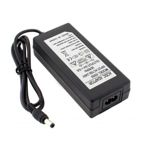Adaptador de corriente DC5V/25W/5A