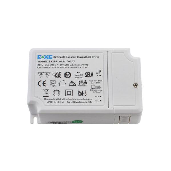 LED Driver BOKE DC26-40V/40W/1000mA