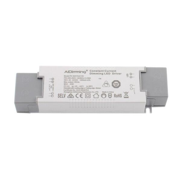 LED Driver DC25-42V/40W/1000mA
