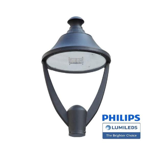Farola LED 40W VALLE  Chipled Philips Lumileds