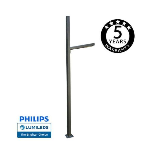 Farola LED BLAD 50W  Chipled Philips Lumileds