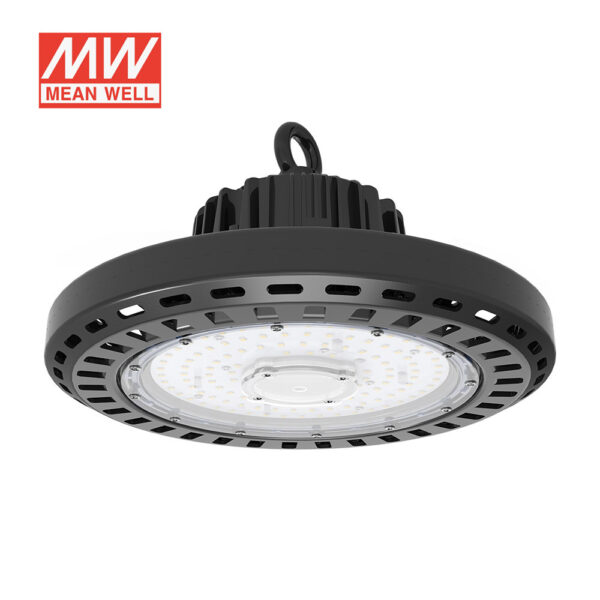 Campana industrial UFO 100W Philips Lumileds + MeanWell driver