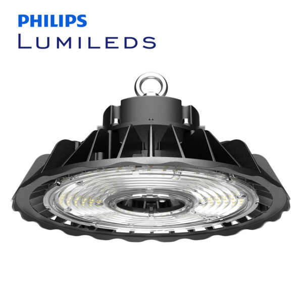 Campana industrial UFO 200W Chipled Philips Lumileds Programable