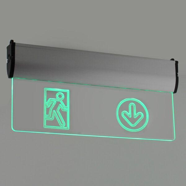 Luz LED de emergencia SIGNALED SL02 Permanente