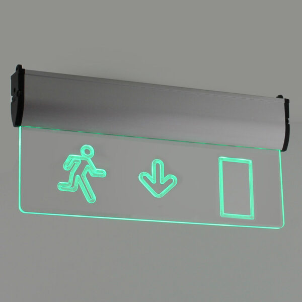 Luz LED de emergencia SIGNALED SL03 Permanente