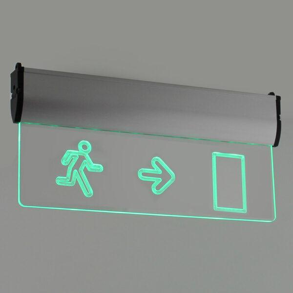 Luz LED de emergencia SIGNALED SL05 Permanente