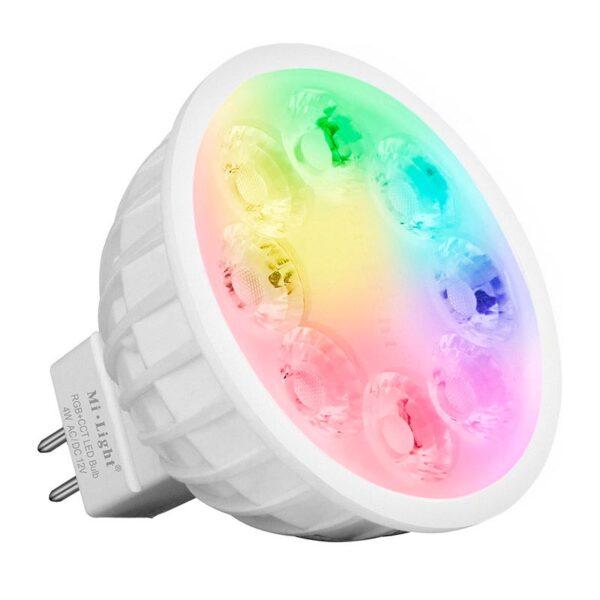 Bombilla LED WiFi MR16 Bulb 4W RGB+CCT