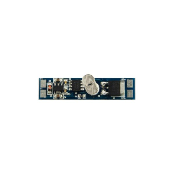 Dimmer Blue Touch Memory 46x8mm para tiras monocolor