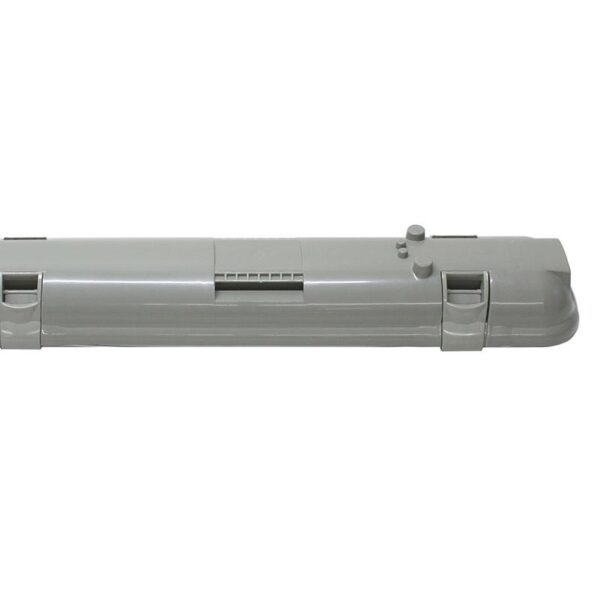 Pantalla estanca para 1 tubo led T8 de 60cm
