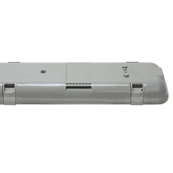 Pantalla Estanca para 2 Tubos LED T8 de 120cm