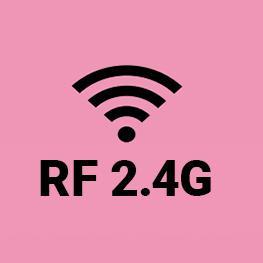 Regulación RF 2,4GHz