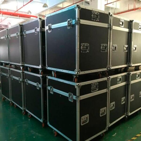 Fligtcase Caja de Transporte para la Serie Modular